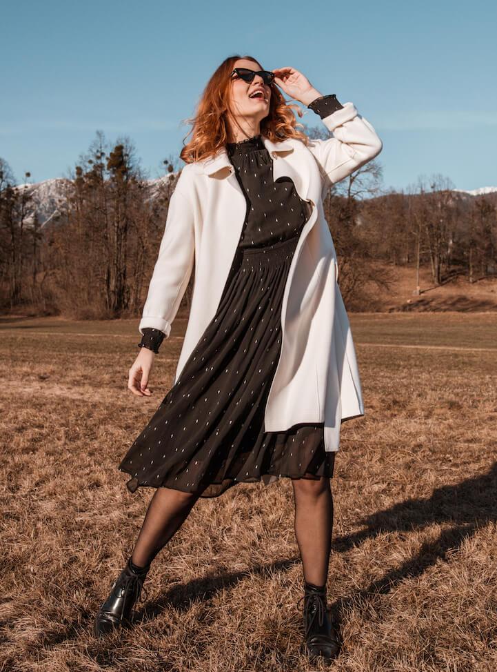 Silvian Heach obleka: redna cena 149EUR; 50% popust