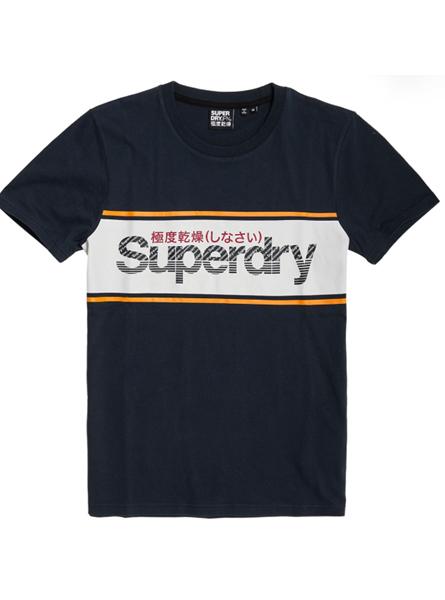 SUPERDRY MAJICA REDOVNA CIJENA 279 kn, SA -30% POPUSTA 195,30 kn