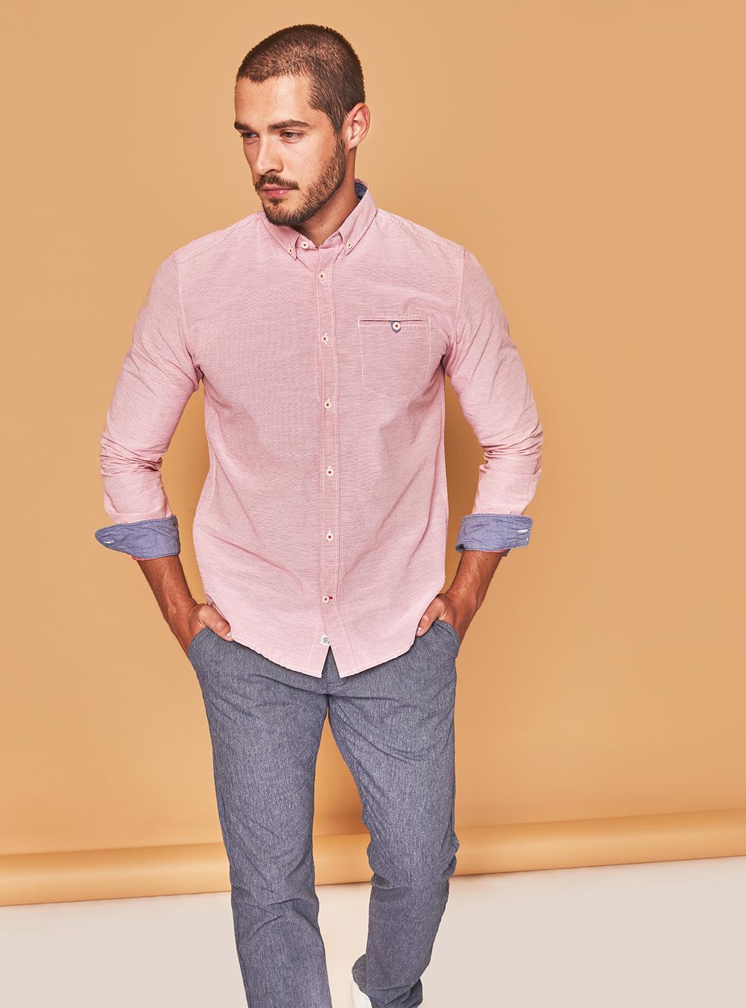 Tom Tailor košulja  42,99 € Tom Tailor pantalone 54,99 €
