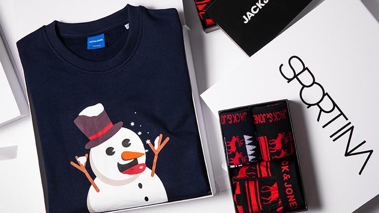Jack&Jones poklon 119,00 hrk; Jack&Jones pulover 319,00 hrk